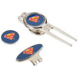 Creative Covers DC Comic Super Heroes Divot Tool and Ball Marker Set
