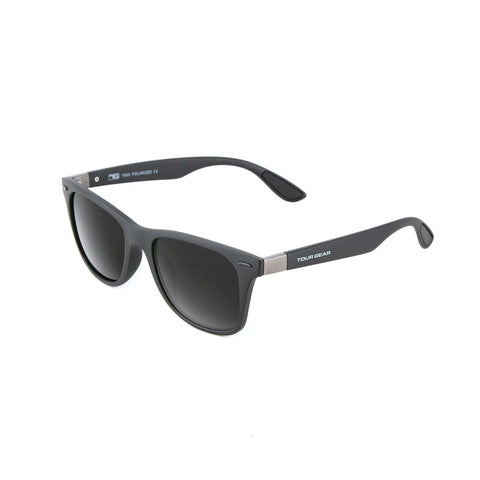 Tour Gear Polarized Sunglasses - Matte Black