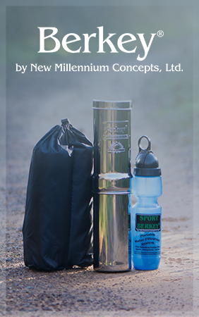 Why You Need a Travel Water Filter (Purifier)