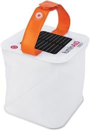 Light Solar LuminAID and Emergency Flasher
