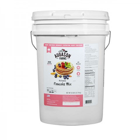 Bakery - Buttermilk Pancake Mix 28lb Pail