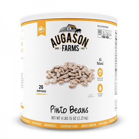 Proteins - Pinto Beans #10 Cans