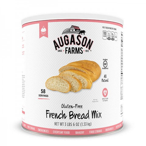 Bakery - Gluten Free French Bread Mix #10 can