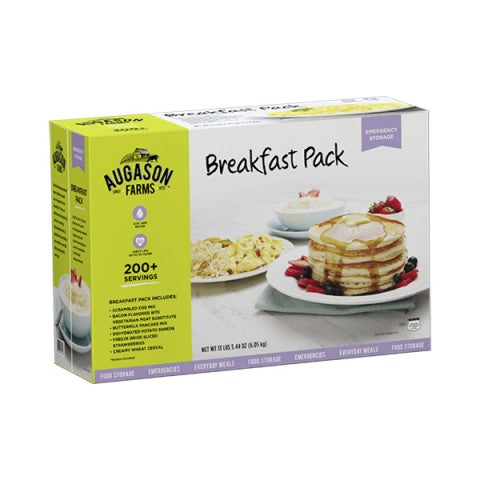 Augason Pack Breakfast