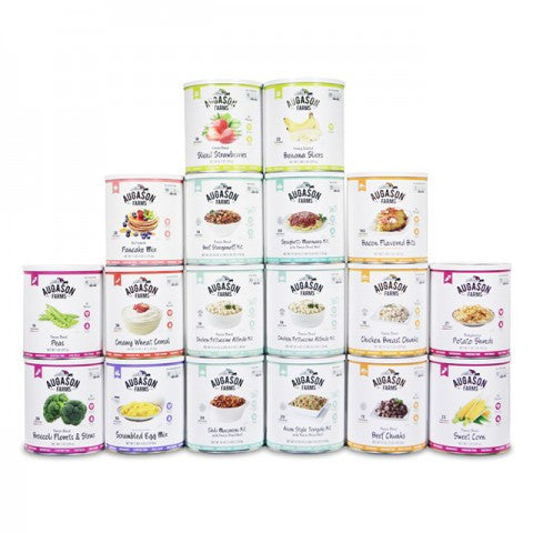 Augason - Simply Meal Pack  18 - #10 Cans