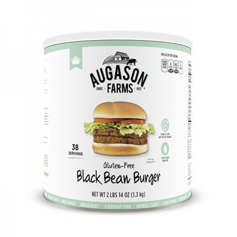 Protein - Black Bean Burger Mix #10 Can