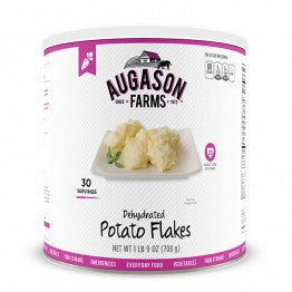 Vegatables - Dehydrated Potato Flakes #10 Can
