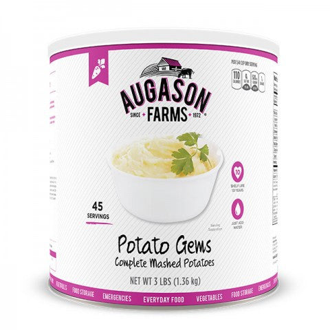 Vegatable - Potato Gems (Complete Mashed Potatoes) #10 Can
