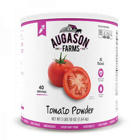 Vegatables - Tomato Powder #10 Can