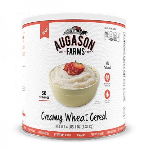Grains - Creamy Wheat Cereal