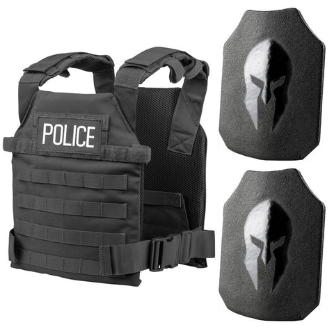- Don's AR550 Active Shooter Response Armor Package Special
