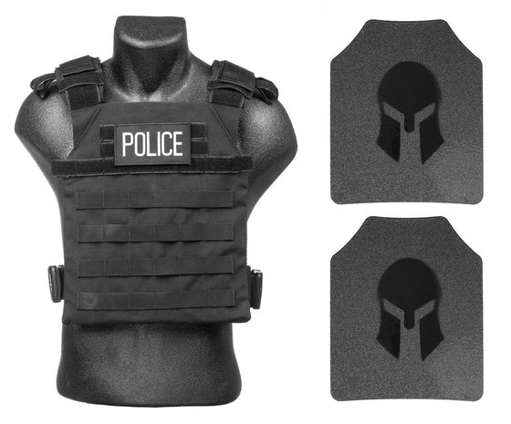 - Spartan AR550 Active Shooter Kit / Police Tactical Gear