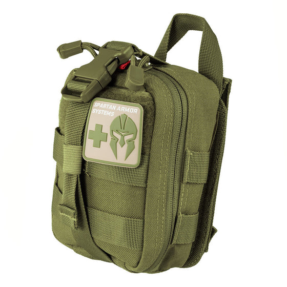 .First Aid Advanced Individual Kit (AFAK)