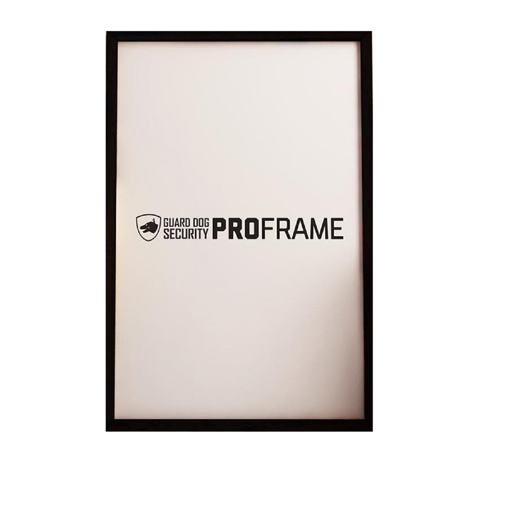 Bulletproof Proframe 16x20 Picture Frm - NIJ lllA from Guard Dog