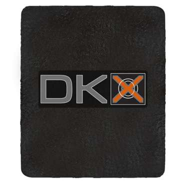 .DKX Level III Plus 10x12 Square Armor Plate 3.15 Pounds