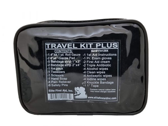 .First Aid Travel Kit /w Case