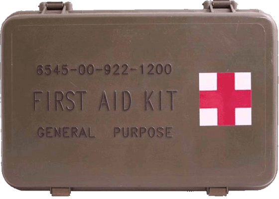 .First Aid Elite General purpose  FA101 / FA101C