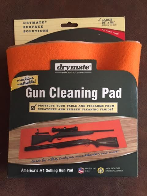Drymate Gun Cleaning Pad 16 x 54 - Americas #1 Selling Cleaning Pad