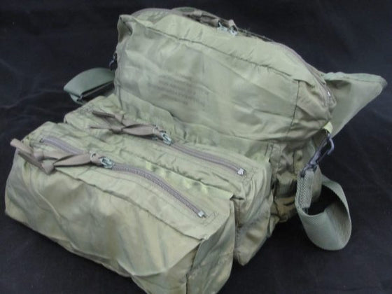 .First Aid Elite M-3 Militay Issue Medic Bag