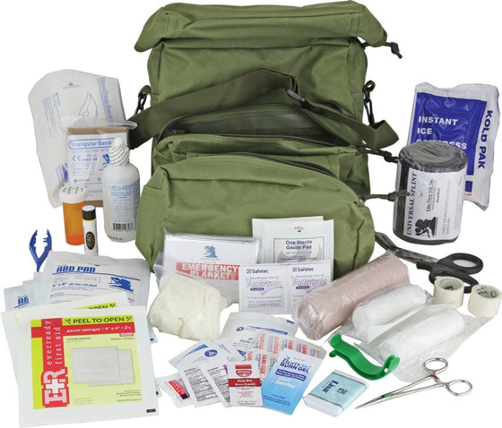 .First Aid Elite M-3 Medic Bag