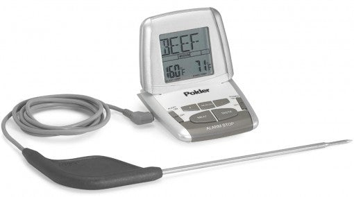 Sun Oven Programmable In-Oven Thermometer with Ultra Probe