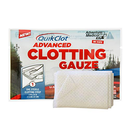 Quik Clot Mini Clotting Gauze Gen. 3