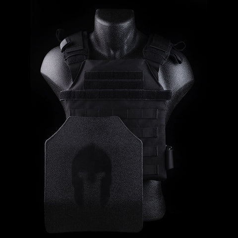 -Spartan Armor/Sentry Plate Carrier and AR-500 Body Armor Platform Level III