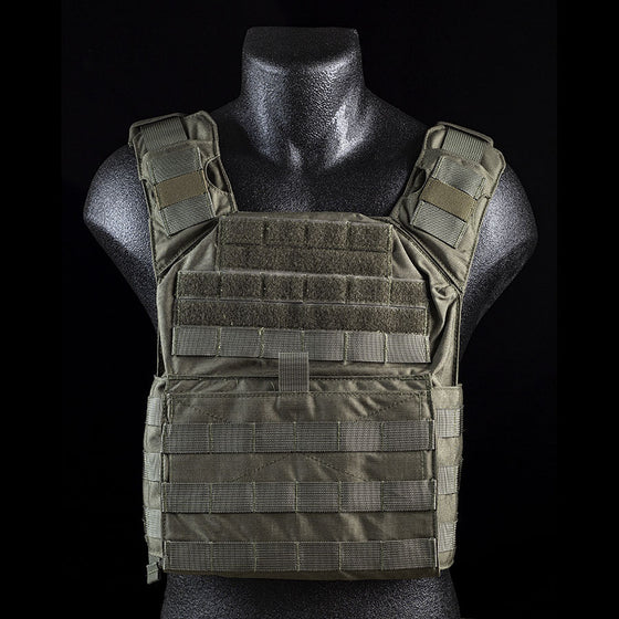 ..Spartan Armor Shellback Tactical Banchee Plate Carrier Only for 10 x 12 Plates
