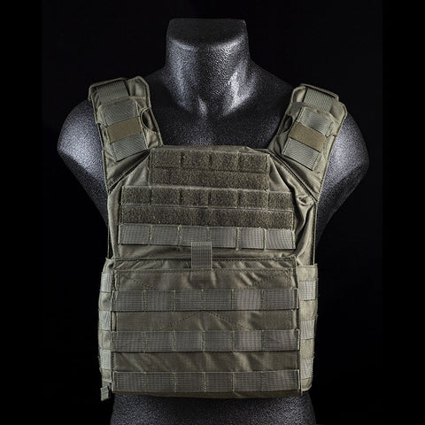 .Spartan Armor Shellback Tactical Banchee Plate Carrier  for 10 x 12 Plates