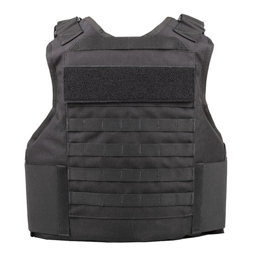 - Spartan Level IIIA Tactical Certified Wraparound Vest w/Plates