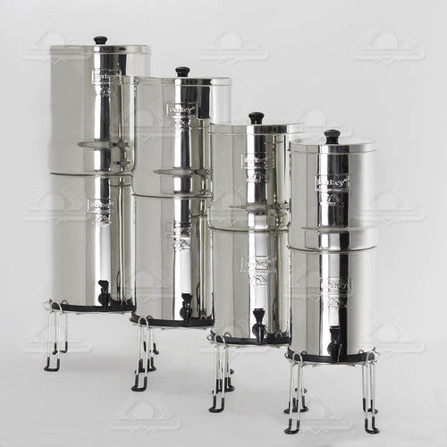 Berkey Base Stands for Stainless Steel Berkey's