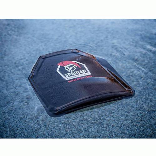 .Spartan Level III UHMWPE  10x12 Set of Two