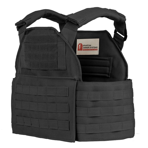 "..Spartan Armor Systems ""Spartan"" Shooters Cut Plate Carrier Only"