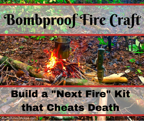 "xBombproof Fire Craft: Build a ""Next Fire"" Kit that Cheats Death- Free Download"
