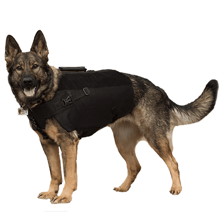 Bullet Blocker K9 Shadow Vest NIJ IIIA
