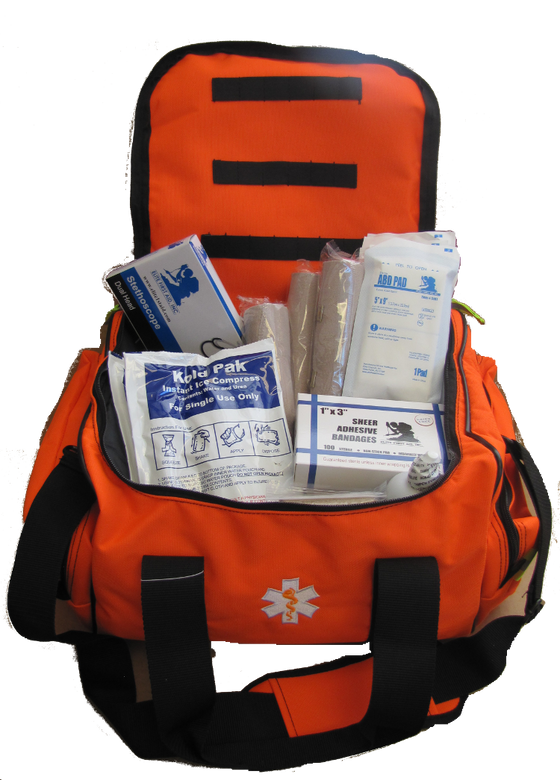 .First Aid Elite First Responder Bag  FA119