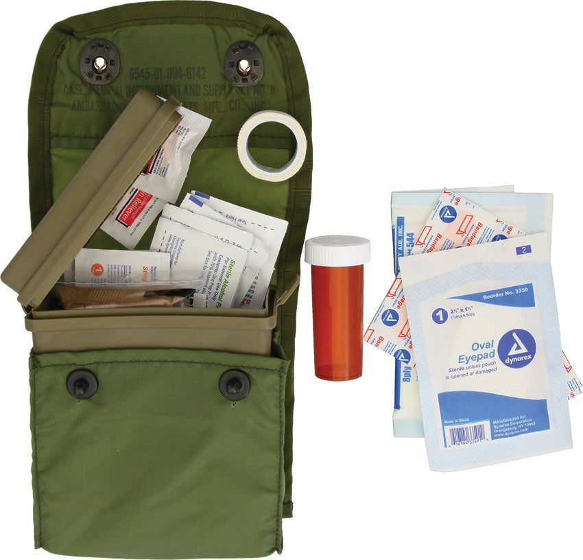 Individual First Aid Kit Elite Medical