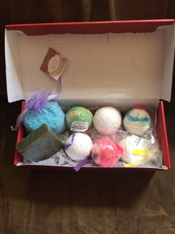 .Bath and Body Subscription or Gift Box