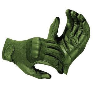 Glove Safariland Operator Hard Knuckle Gloves Foliage Green