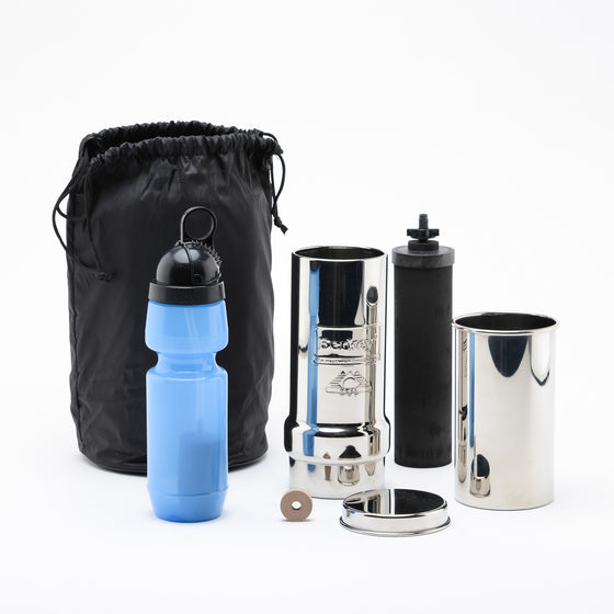 .Go Berkey Kit - True Off the Grid Water Purifier On Sale!