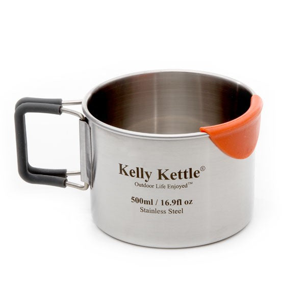 Kelly Kettle 1 Large Stainless Cup