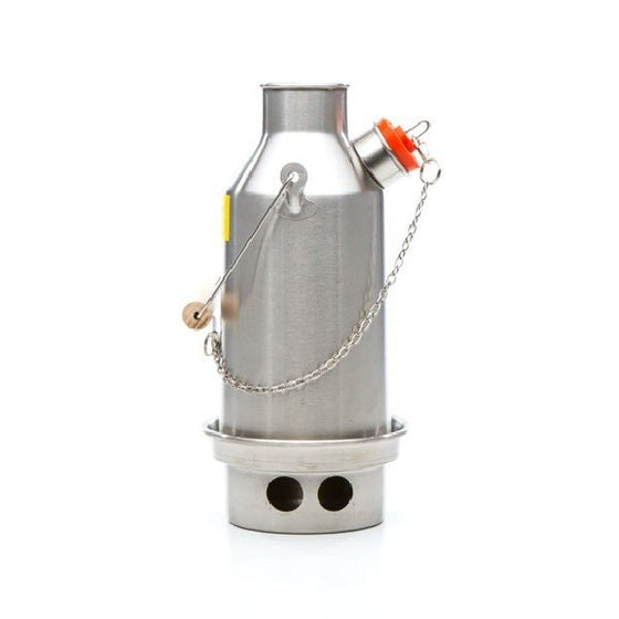 Kelly Kettle® Stainless Steel Trekker-Small