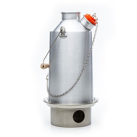 Kelly Kettle® Aluminum-Base Camp - Large