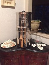 This is the Berkey in our home