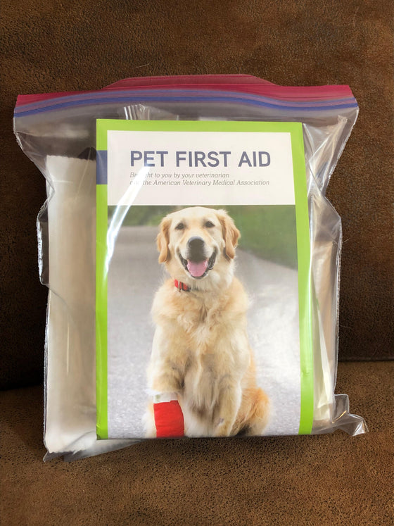 .Pet Med Kit Basic from Rocky Mountain Readiness