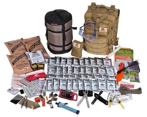 Sored Gear Bug-Out-Bag