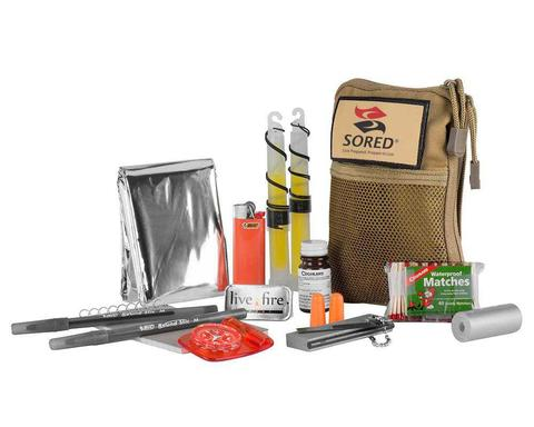 Sored Gear Compact Survival Kit