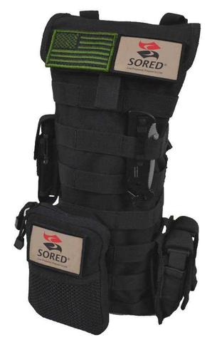 ".Sored Gear Ready and Go ""CR"" (Critical Response)"