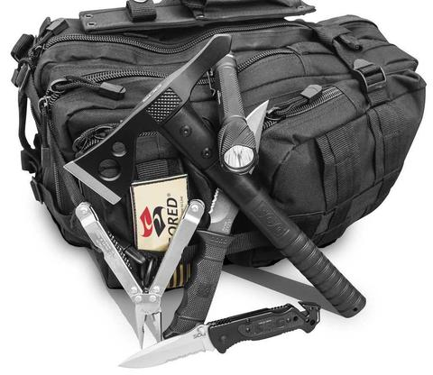 Sored Gear Get-Home-Bag: SOG Special Edition
