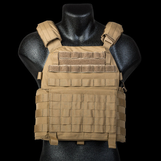 ..Spartan Armor Warrior Assault Systems DCS Base Special Forces Plate Carrier Only